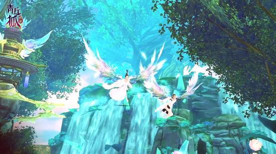 图5《青丘狐传说》手游—比翼双飞