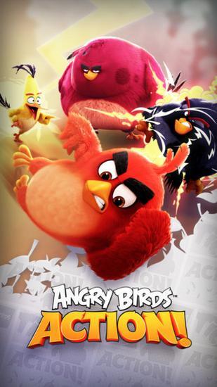 《愤怒的小鸟:行动》