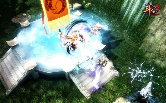 图3:《斗仙2》游戏截图