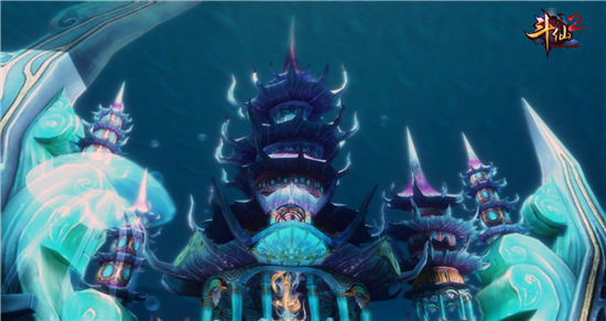 图6:《斗仙2》游戏截图