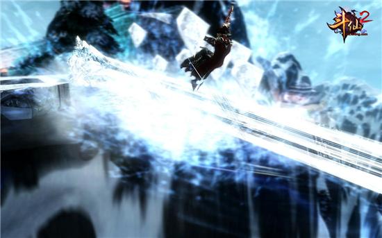 图4:《斗仙2》游戏截图