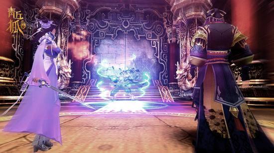 图3《青丘狐传说》手游—情缘系统