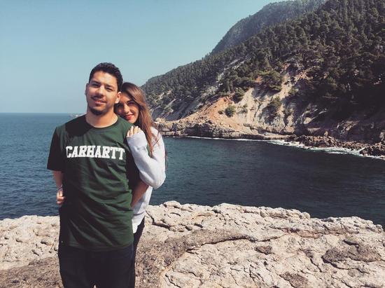 Ivan和他的女朋友