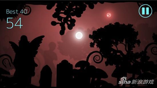 《林间》游戏画面