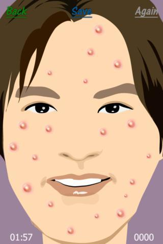 《挤痘痘》