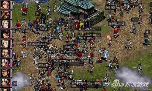 韩国经典网游改编 《巨商》即将推出移动版