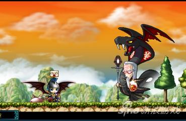冒险岛手游阿卡伊勒打法攻略介绍 突然袭来的黑屏