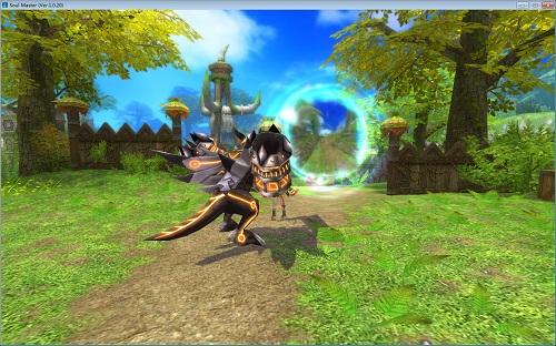 《灵魂战神》游戏截图