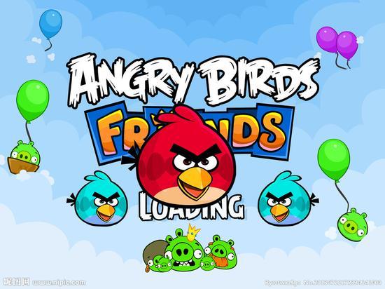《愤怒的小鸟》