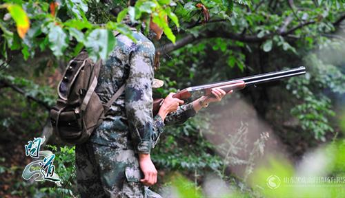 黑虎山狩猎图