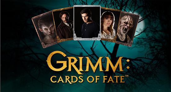《格林:命运卡牌》
