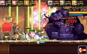 克鲁赛德战记石头人boss打法攻略 如何破盾攻击 详解怎么玩