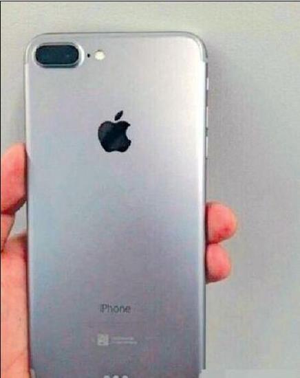 猎奇的iPhone7 plus
