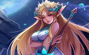 《小冰冰传奇》八月签到英雄月亮女神来袭 详解怎么玩