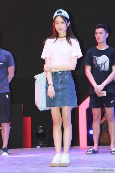 SG抢先看 韩国美女画风大不同