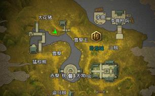 御龙在天手游王城场景介绍 政治文化的中心 详解怎么玩