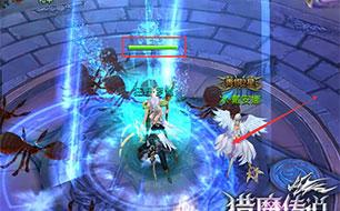 猎魔传说ol女神幻境通关攻略 三星打法流程 详解怎么玩