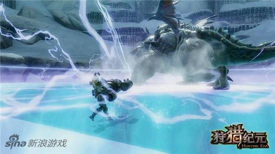 狩猎纪元游戏背景介绍