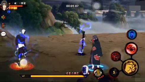 火影忍者手游110万战力用鼬过雷霆修罗秘境 详解怎么玩