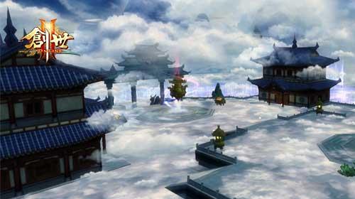 《创世2》精美场景