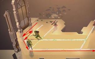 杀出重围GO第七关图文攻略 机枪陷阱初登场 详解怎么玩