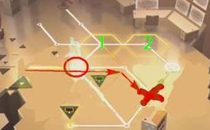 杀出重围GO第十三关图文攻略 控制敌人炮台 详解怎么玩