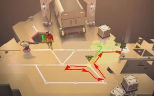 杀出重围GO第十二关图文攻略 用敌人挡子弹 详解怎么玩