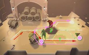 杀出重围GO第十一关图文攻略 地板也能杀人 详解怎么玩