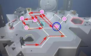 杀出重围GO第十五关图文攻略 机器人守卫登场 详解怎么玩
