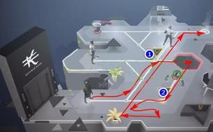 杀出重围GO第十九关图文攻略 绕路的胜利 详解怎么玩