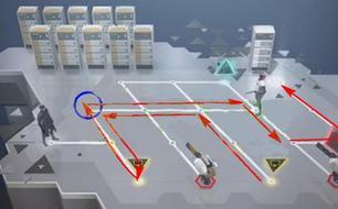 杀出重围GO第二十二关图文攻略 控制和隐身 详解怎么玩
