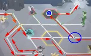 杀出重围GO第二十一关图文攻略 活用隐身 详解怎么玩