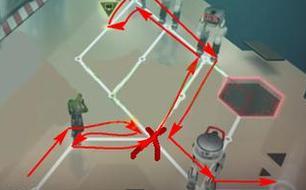 杀出重围GO第二十三关图文攻略 新机器人出场 详解怎么玩