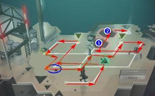 杀出重围GO第二十四关图文攻略 隐身和控制台 详解怎么玩