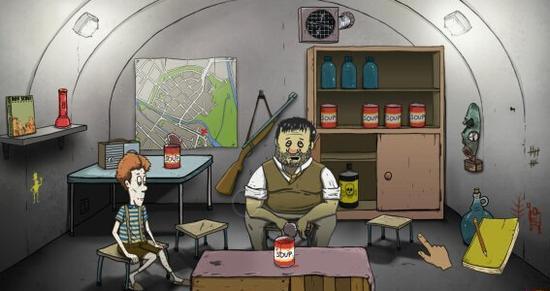 核战下的黑色幽默 末日生存游戏《60秒》22号上架