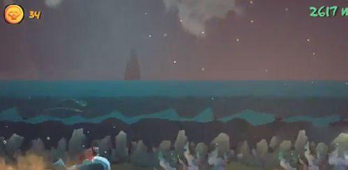 休闲敏捷类跑酷游戏 鲸鱼快跑 现已公布