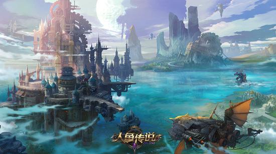 奇幻游戏剧情 揭秘电影《美人鱼》前世