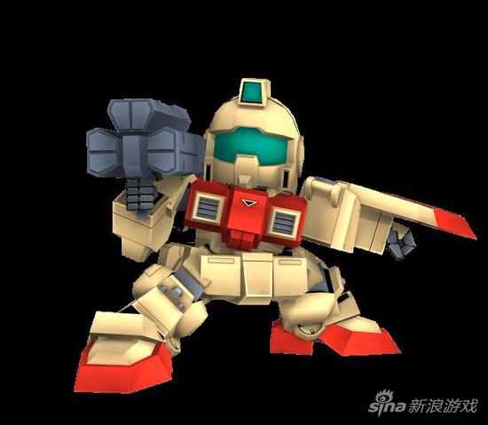 玩具战争分垹g,:f-yg�_sd敢达战争要塞机体列传 rgm-79g吉姆详细介绍