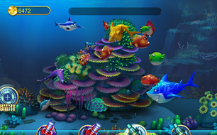 猎鱼达人3D捕鱼技巧详解 满满都是鱼 详解怎么玩