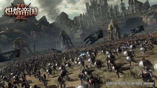 图五 《炽焰帝国2》多种部队呈现战略性玩法
