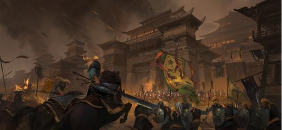 图1 黄巾之乱:汉末,朝廷与黄巾对立之中,统一契机隐现