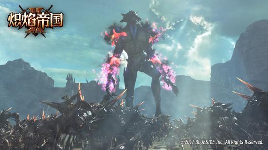 图二:RAID副本BOSS之一,安卡族巨人