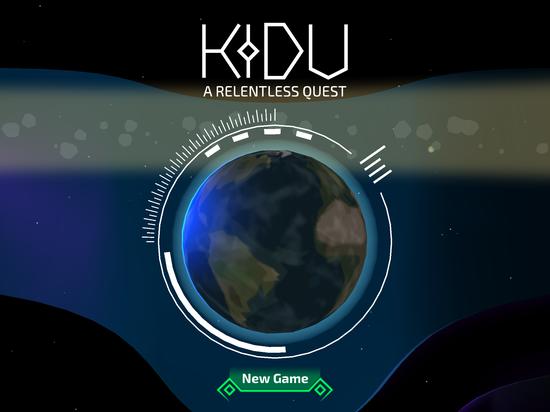 《Kidu:不懈的追求》游戏截图