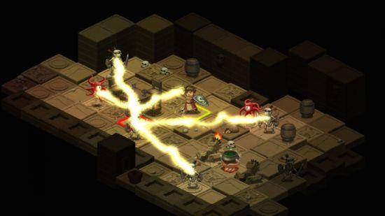 Steam口碑佳作 《流浪巫师》将登陆移动平台