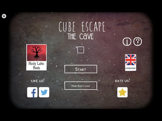 《逃离方块:洞穴》游戏截图