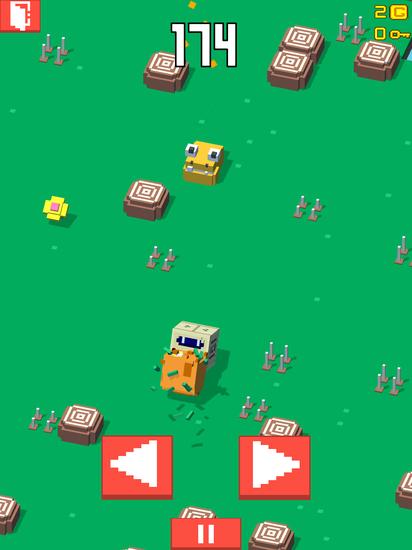 《方块冒险》游戏截图 (2)