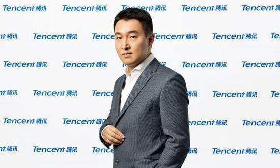腾讯高级副总裁马晓轶