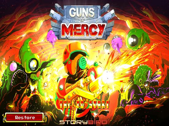 《仁慈之枪》游戏截图