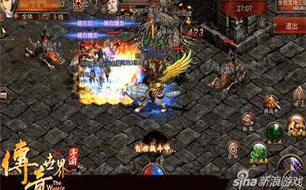 《传奇世界手游》当前版本 道士玩家实战技巧分享 详解怎么玩