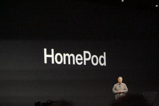 苹果发布新iPad Pro  并推出HomePod智能音箱